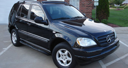 Autoplus of charlotte nc provider of quality used cars for Ml320 mercedes benz 1998