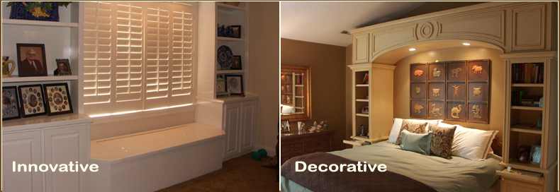 Beautiful Wood Built-Ins offers a variety of custom builtin wood ...